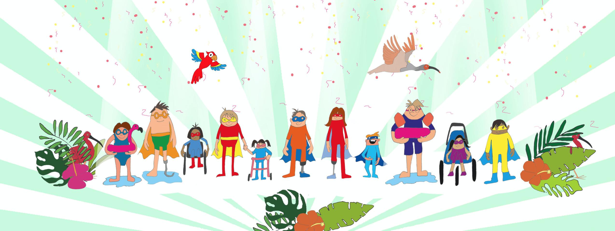 The Superhero Series