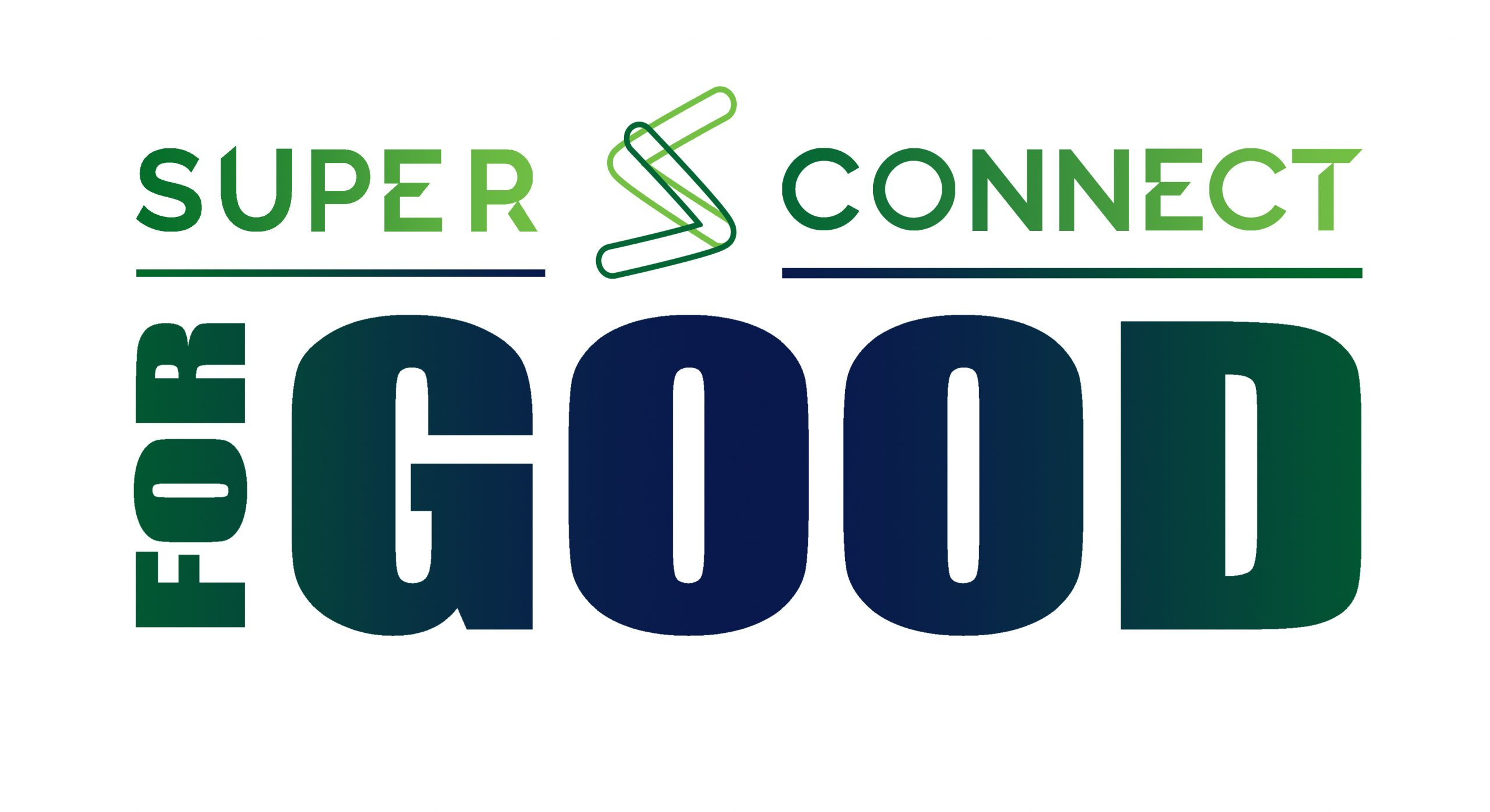 Super Connect For Good logo